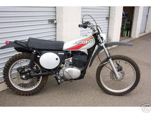 the 1976 kawasaki kd 400 and the canadian connection home rh classicjapcycles com Kawasaki 125 2 Stroke 1978 Kawasaki Ke 125