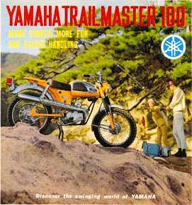 Early Japanese Trail Bikes - home
