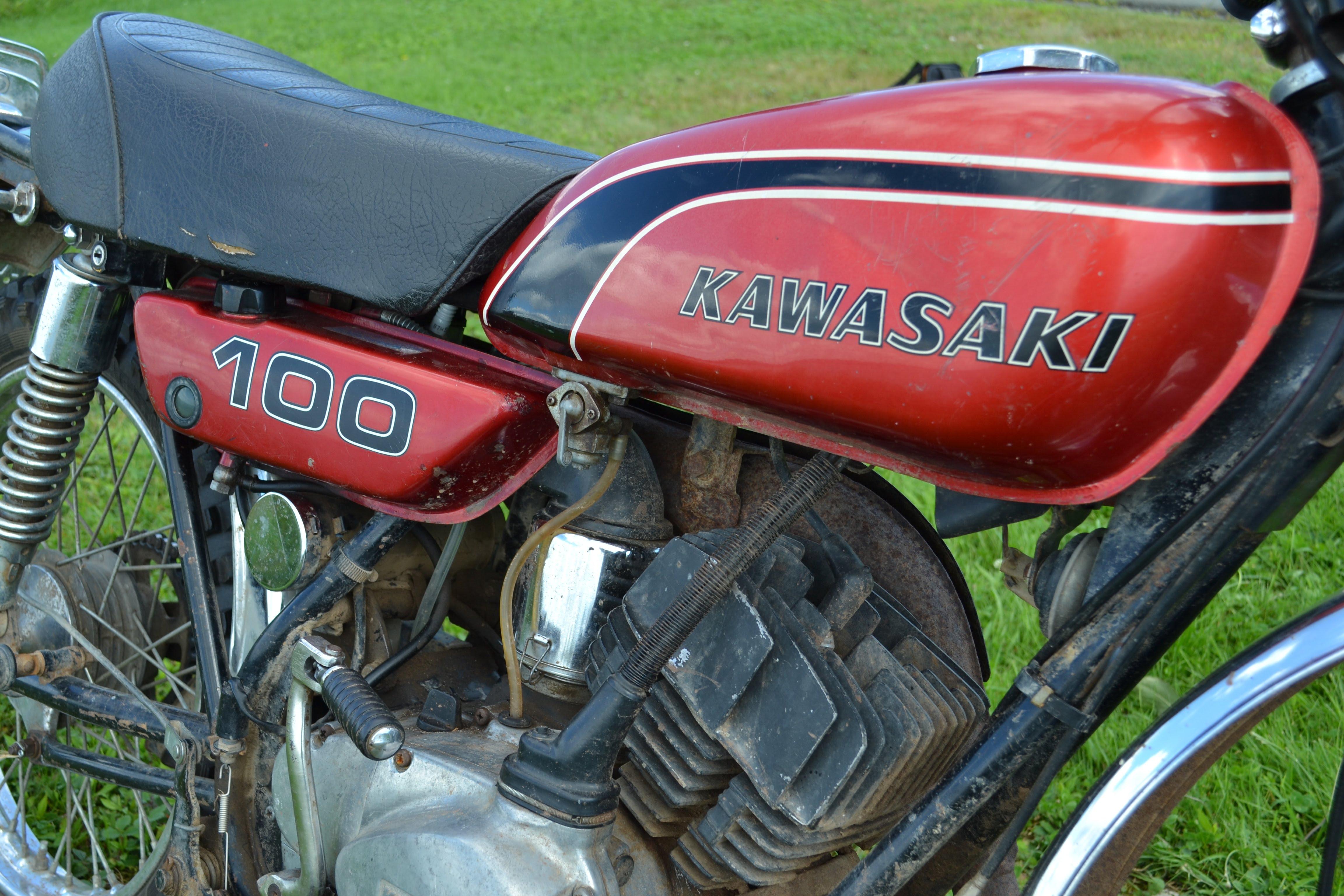 1974 kawasaki g4 tr 100 home moreover 1975 Kawasaki G5 100 Wiring Diagram  furthermore 1976 kawasaki