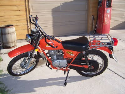 1977 honda ct 125 home for Honda in ct