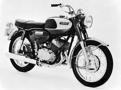 Yamaha History - home